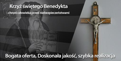 Krzyże św. Benedykta