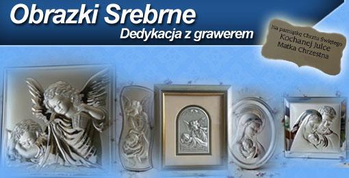 Obrazki srebrne