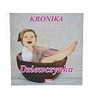 Album Kronika najcenniejsze chwile...Dziewczynka szary