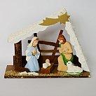 Szopka Bożonarodzeniowa duża