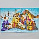 Puzzle dla dzieci Boże Narodzenie