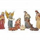 Szopka Bożonarodzeniowa figury 12 cm