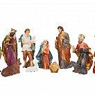 Szopka Bożonarodzeniowa 12 cm figury