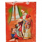 Torebka ozdobna ze św. Mikołajem A5