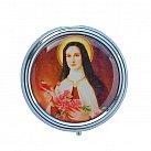 Pudełko na różaniec św. Teresa od Dzieciątka Jezus