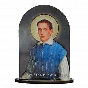 Figurka św. Stanisław Kostka sklejka