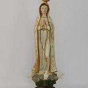 Figura Matki Boskiej Fatimskiej 40 cm