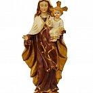 Figurka Matka Boża Szkaplerzna 30 cm