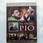 Św. Ojciec Pio - film DVD z książeczką - kolekcja LUDZIE BOGA