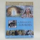 Św. Bernadeta z Lourdes - film DVD z książeczką - kolekcja LUDZIE BOGA
