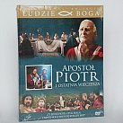 Apostoł Piotr i OstatniaWieczerza - film DVD z książeczką - kolekcja LUDZIE BOGA