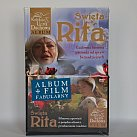 Album Św. Rita + film DVD