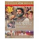 Mojżesz Prawodawca, cz.1 - film DVD z książeczką