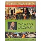 Mądry Król Salomon - film DVD z książeczką