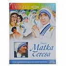 Św. Matka Teresa- książka z filmem DVD dla dzieci