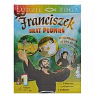 Franciszek Brat Płomień 1- książka z filmem DVD dla dzieci