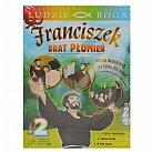 Franciszek Brat Płomień 2- książka z filmem DVD dla dzieci