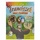 Franciszek Brat Płomień 3- książka z filmem DVD dla dzieci