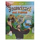 Franciszek Brat Płomień 4- książka z filmem DVD dla dzieci
