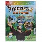 Franciszek Brat Płomień 5- książka z filmem DVD dla dzieci