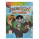 Franciszek Brat Płomień 8- książka z filmem DVD dla dzieci
