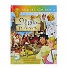 Chi Rho Tajemnica - książka z filmem DVD dla dzieci 5