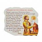 Magnes św. Józef modlitwa