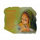Magnes dziecko modlitwa duża