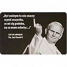 Magnes Jan Paweł II List do młodych