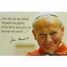 Magnes Jan Paweł II Nie bój się, nie lękaj