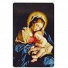 Magnes Matka Boża z Dzieciątkiem