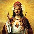 Magnes 3D Chrystus Król