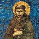 Magnes 3D św. Franciszek