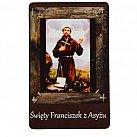 Magnes ze św. Franciszkiem z Asyżu