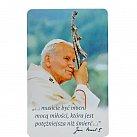 Magnes św. Jan Paweł II