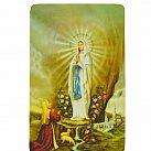 Magnes z Matką Bożą z Lourdes