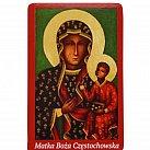 Magnes z Matką Bożą Częstochowską