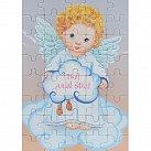 Puzzle Anioł Stróż