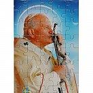 Puzzle ze świętym Janem Pawłem II