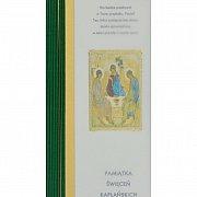 Pamiątka święceń kapłańskich Trójca