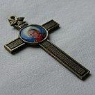 Krzyż do bierzmowania z Janem Pawłem II