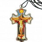 Krzyż do bierzmowania kolorowy
