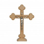Krzyż stojąco wiszący mniejszy jasny