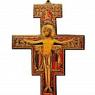 Krzyż franciszkański 8,5x6,5