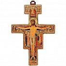 Krzyż franciszkański średni
