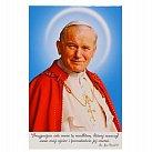 Obrazki Św. Jan Paweł II, modlitwa