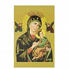 Obrazki z Matką Boską