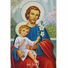 Obrazki ze św. Józefem, modlitwa