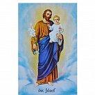 Obrazki św. Józef orędownik, modlitwa