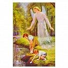 Obrazki z Aniołem Stróżem
